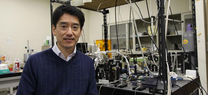 Professor Ken-ichi Saitow
