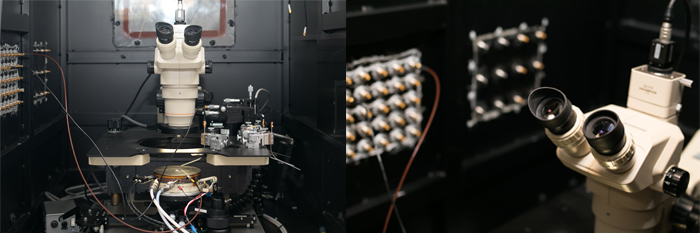 An electron-beam lithography system