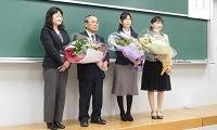高畠敏郎教授最終講義