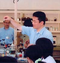中島田豊教授