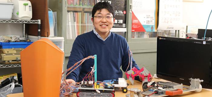 Associate Professor Kazuo Kawada