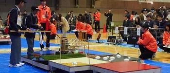 2017年举办第3届中学生救援机器人挑战赛