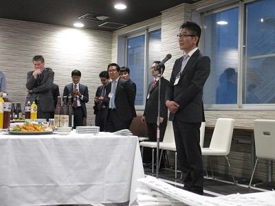Reception party 1