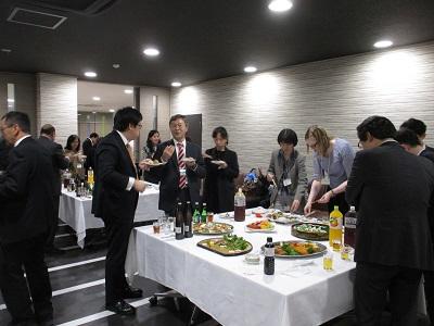 Reception party 2