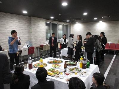 Reception party 3